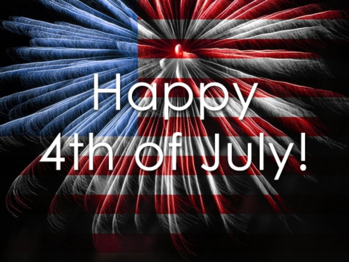 Happy Fourth of July in Scotia