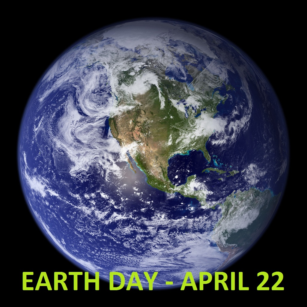 Celebrate Earth Day in Humboldt County